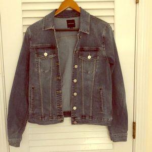 NWOT denim jacket